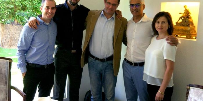 Dr. Ferrandez implants first ApiFix in Spain