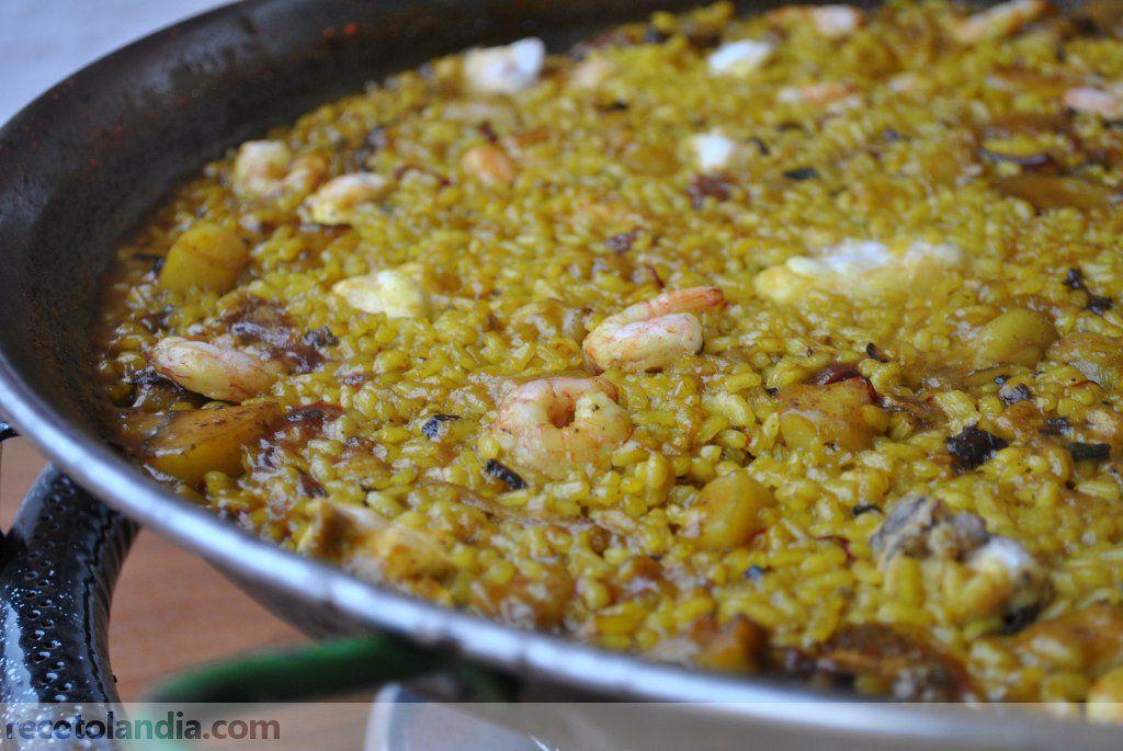Arroz a Banda (Sideboard Rice) | FlytoSpine